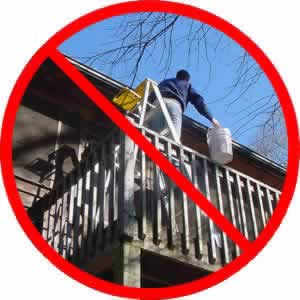 Elmira NY Gutter Cleaning